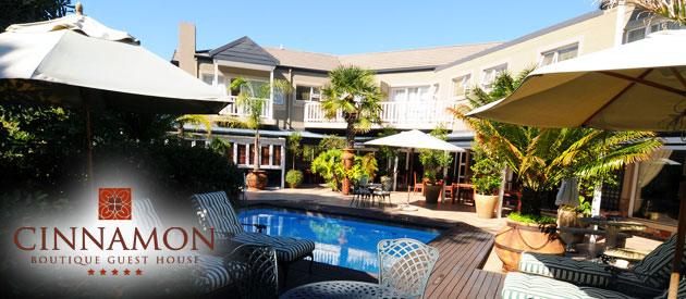 Cinnamon Boutique Guest House: Garden Route - South Africa