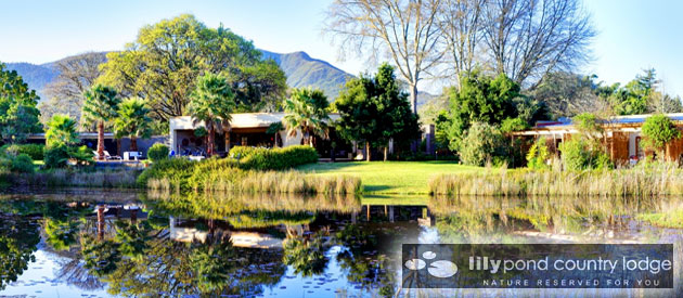 LILY POND COUNTRY LODGE, NATURES VALLEY