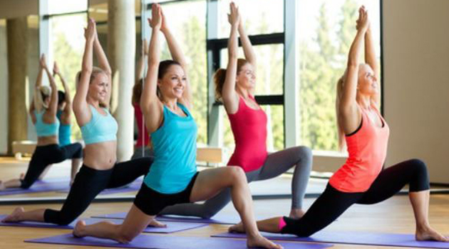 PILATES DYNAMICS - ONLINE PILATES & YOGA