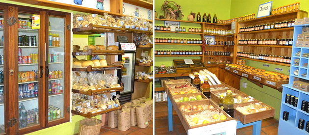 BLUE CRANE FARM SHOP