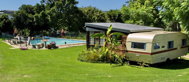 MONKS Holiday Chalets & Caravan Park