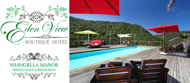 EDEN VIEW BOUTIQUE HOTEL, WILDERNESS