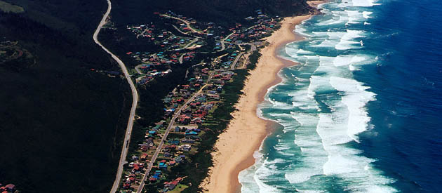 Glentana, situated on the Garden Route in South Africa
