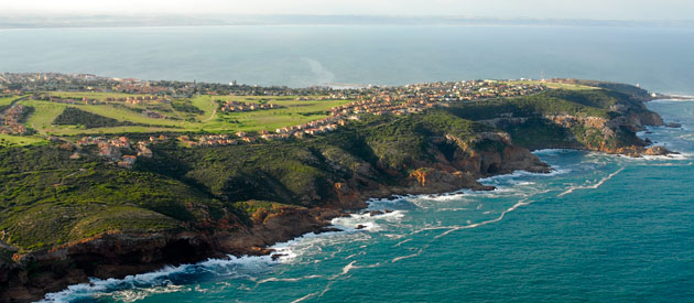 Mossel Bay, in the south coast of the Western Cape in South Africa