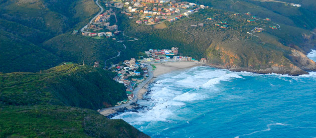 Herold's Bay, in the Western Cape province of South Africa
